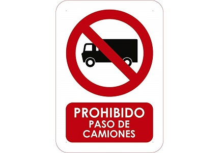 Publicada en el BOE la nueva restricción anual a camiones en Burgos en la Ap 1 y N 1 que se dirijan a la frontera