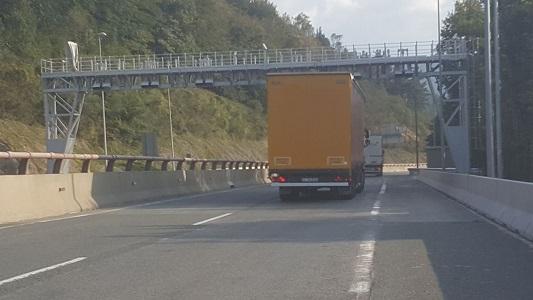 Las asociaciones nacionales de transportistas solicitarán a las Juntas Generales de Guipúzcoa la suspensión provisional del peaje a camiones en la N-1 y la A-15
