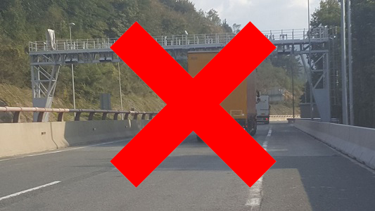 El TSJ del País Vasco declara ilegal el peaje de la N-1 y la A-15 a camiones que entró en vigor el pasado mes de Enero