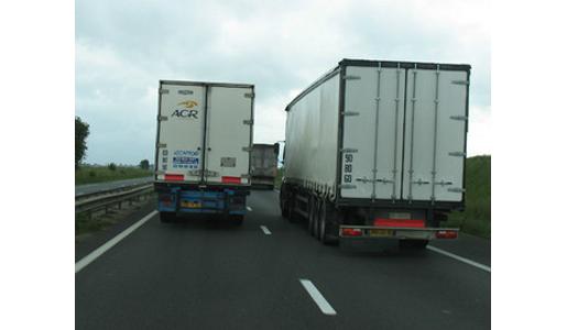 """El transporte español se """"rumaniza"""" un 50% más en el último año"""