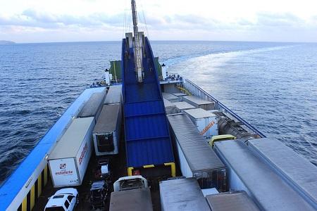 Nueva nota orientativa de la Comisión sobre el descanso en transbordador o tren.