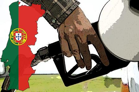 Gasóleo profesional en Portugal desde 2017