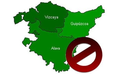 Restricciones circulación Pais Vasco 2019