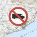 Aprobadas las restricciones de tráfico en Cataluña para camiones en 2019