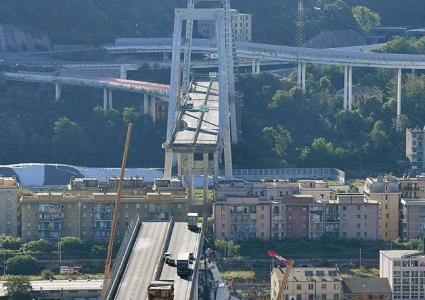 El derrumbe del viaducto afecta al cierre parcial de la autopista A-10 que conecta la frontera francesa con el resto de Italia.     Las autoridades italianas han establecido itinerarios alternativos que suponer hacer un rodeo de más de 100 kilómetros.   Tras el desafortunado derrumbe el pasado 14 de agosto del Viaducto Polcevera, conocido[…] Ampliar noticia …