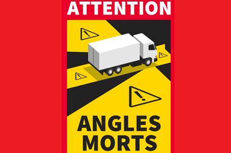 UETR cuestiona la legalidad francesa de señalizar los ángulos muertos