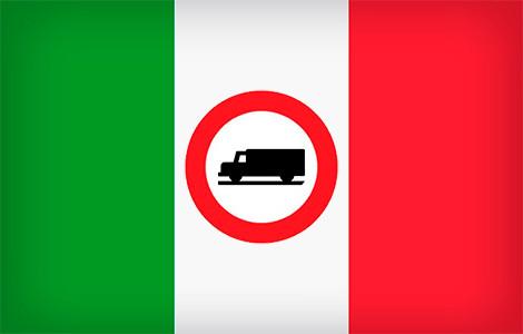Se mantienen sin novedades las prohibiciones a la circulación en las carreteras italianas para el año 2020 a vehículos pesados de más de 7.5 toneladas de Masa Máxima Autorizada.    Como en años anteriores, estas restricciones afectan a todos los transportes pesados, de carga general, mercancías peligrosas, transportes especiales y excepcionales.  El Ministerio[…] Ampliar noticia …