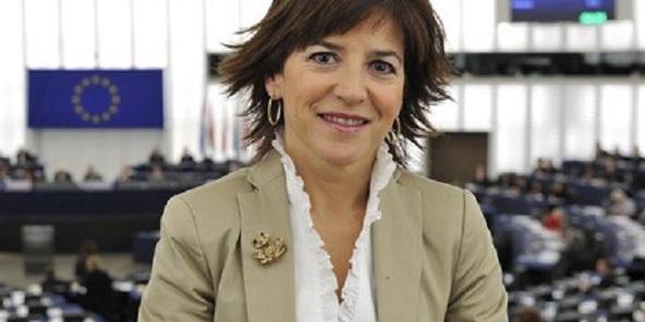 La Eurodiputada Bilbao pide a Bruselas erradicar la explotación laboral en el transporte