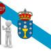 Miles de transportistas obligados a registrarse para acceder a Galicia