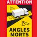 Los camiones que circulen por Francia deberán señalizar sus ángulos muertos